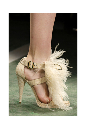 Givenchy 2009 F&W Shoes