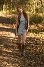 Leather-jessica-simpson-boots-cotton-forever-21-dress