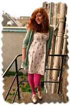 pink Urban Outfitters tights