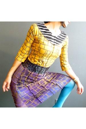 amethyst iheartfink skirt