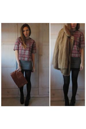 Topshop top - Sheinsidecom skirt