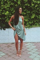 aquamarine dress