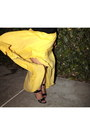 Yellow-high-waisted-linden-skirt-black-faux-leather-mossimo-jacket