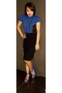 Blue-sm-department-store-top-black-random-brand-skirt-blue-melissa-shoes-b