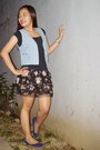 Blue-velvet-parisian-shoes-blue-denim-cherieloves2shopmultiplycom-vest-black