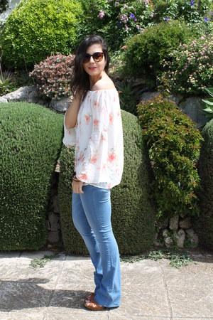 Mango jeans - Twinkle Deals shirt
