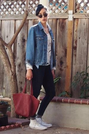 blue goldsign jeans