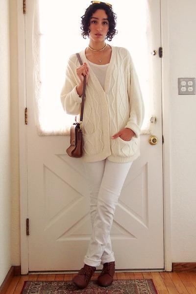 white BDG jeans