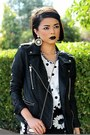 Black-leather-forever-21-boots-black-pleather-forever-21-jacket