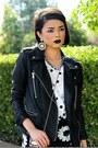 Black-leather-forever-21-boots-black-pleather-forever-21-jacket
