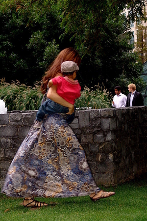 Motivi dress - Tamaris - Michael Kors accessories
