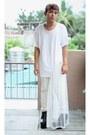 Black-brian-evalle-boots-white-paradigm-shift-shirt-white-terranova-pants