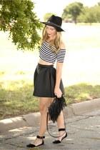 Urban Outfitters hat - Forever 21 shoes - Rebecca Minkoff bag - DressLink top