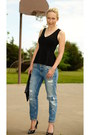 Zara-jeans-accessorize-bag-mango-pumps-forever-21-top