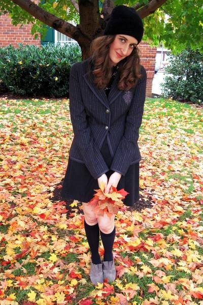 black Victorias Secret skirt - gray BC footwear shoes