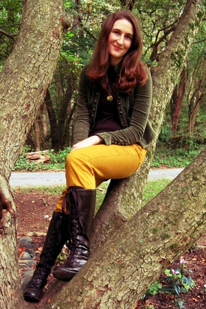 Miss Me jacket - Simply by shirt - Wat Jeans pants - alloy necklace - Bongo boot