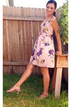 BB Dakota dress - Bandolino shoes