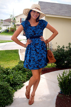 Forever 21 dress - Isaac Mizrahi for Target shoes - buffalo exchange purse - Wal