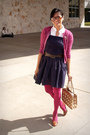 Blue-buffalo-exchange-no-tag-dress-pink-we-love-colors-tights-white-guess-bl