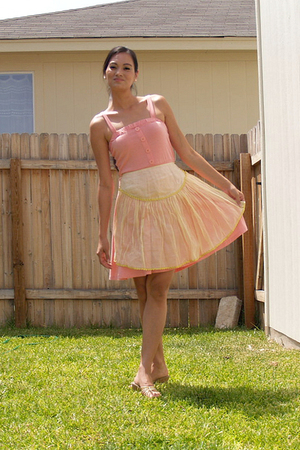 Star Vixen dress - accessories - Xhileration shoes