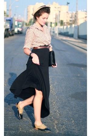 skirt H&M skirt - blouse H&M top
