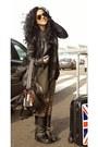 Black-zara-boots-black-h-m-jacket-camel-c-a-pants
