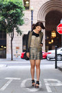 Olive-green-odetta-bomber-g-by-guess-jacket-silver-midi-marrin-costello-ring