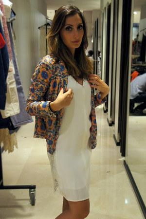 Zara jacket - Zara dress
