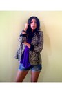 Jean-shorts-zara-trf-shorts-animal-print-zara-jacket