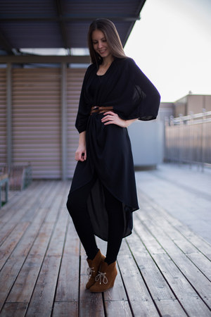 black Monki cardigan