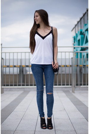 blue River Island jeans