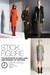 Black-michael-kors-coat-red-erdem-dress-carrot-orange-diane-von-furstenberg-