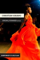 Christian Siriano Spring/Summer 2012