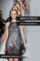 Rebecca Taylor Spring/Summer 2012