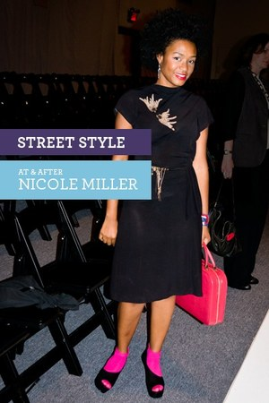 Black-nicole-miller-dress