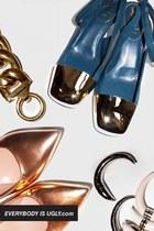 TRENDSPOTTING: Spring Metallics