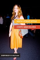 Street Style 9/11: Custo Barcelona