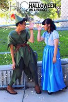 Chic Halloween: Peter Pan & Wendy