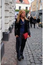 Zara shoes - Miu Miu accessories - asos jacket