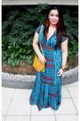 Mustard-maxi-forever-21-dress-mustard-vintage-bag-carrot-orange-bangkok-ring