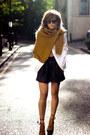 Light-orange-massimo-dutti-sweater-ivory-massimo-dutti-shirt