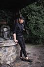Black-zara-shoes-black-h-m-jeans-black-h-m-hat-black-h-m-shirt