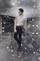 Posing in the Winter Wonderland