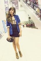 blue South Sartorial blazer