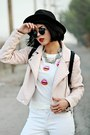 Black-tuk-footwear-boots-light-pink-forever-21-jacket
