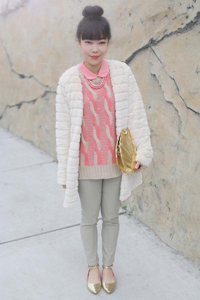 bubble gum OASAP vest