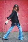 Black-fringe-choies-jacket