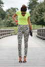 Gap-shirt-h-m-pants-jeffrey-campbell-heels