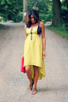 light yellow Sugarlips dress