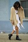 Camel-shawl-thrifted-vintage-scarf